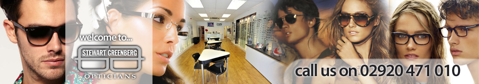 Stewart Greenberg Opticians Cardiff