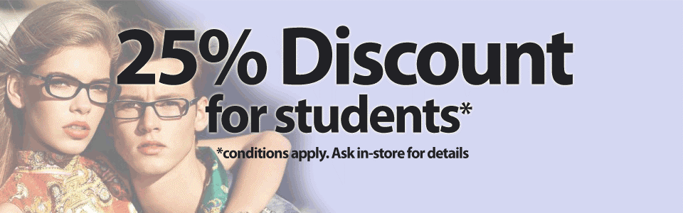 Student Savings Discount