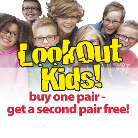 Kids 2nd Pair Free Offer