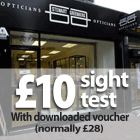 £ 10 Sight Test