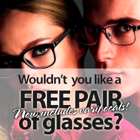 FREE Prescription Glasses