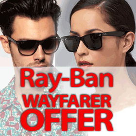 Ray-Ban Wayfarer Offer