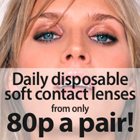 Daily Disposable Soft Contact Lenses