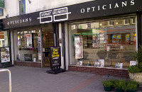 Greenberg Opticians Whitchurch